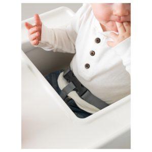 Babyspullen huren kinderstoeltje