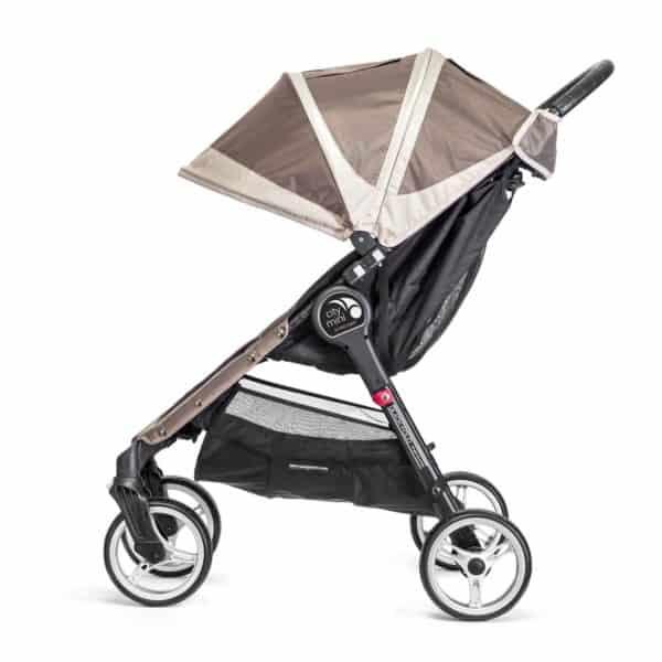 Babyspullen verhuur Ibiza buggy babyjogger city mini 4