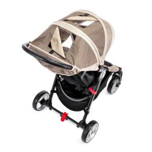 Baby equipment rental Ibiza buggy babyjogger peekaboo