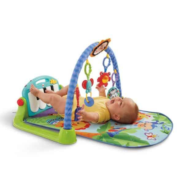 peekaboo ibiza babyspullen huren baby gym