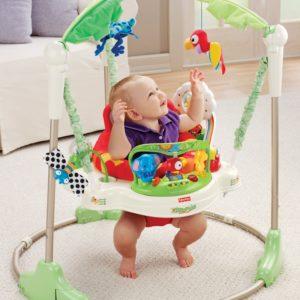 babyspullen huren jumperoo