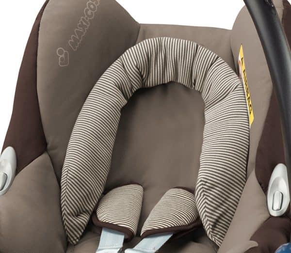 Peekaboo Ibiza babyspullen verhuur baby autostoeltje maxi cosi