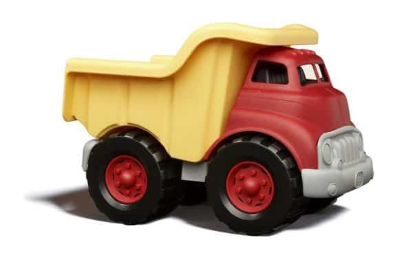 Green toys truck baby equipment rental Ibiza