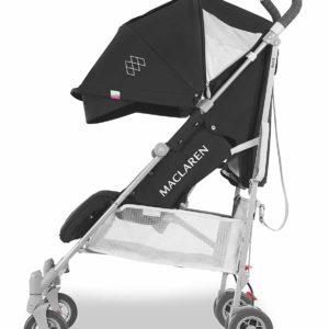 Peekaboo Ibiza babyspullen verhuur Maclaren buggy