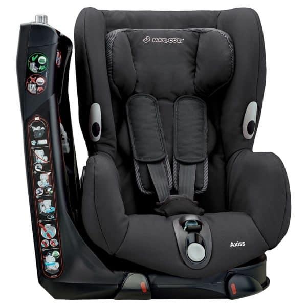 Babyspullen huren Ibiza autostoeltje