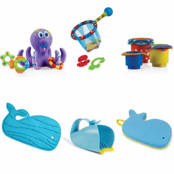 Baby equipment hire Ibiza- bath package