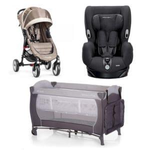 peekaboo ibiza babyartikelen huren autostoel