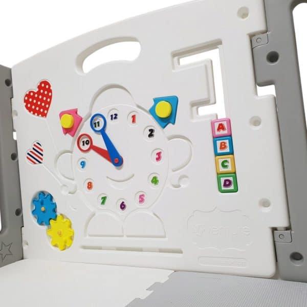 babyartikelen huren Ibiza speelgoed en box huren