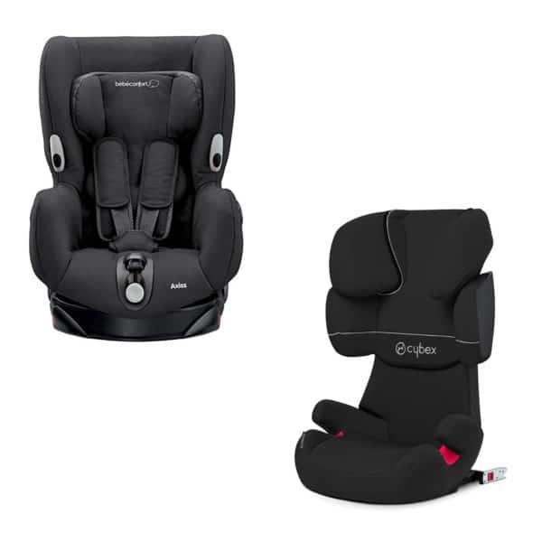 Peekaboo Ibiza babyartikelen verhuur autostoel