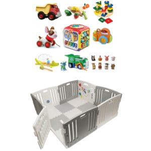 Baby equipment rental toy hire