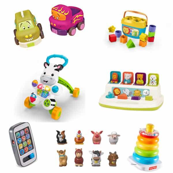 Peekaboo Ibiza dreumes speelgoedpakket