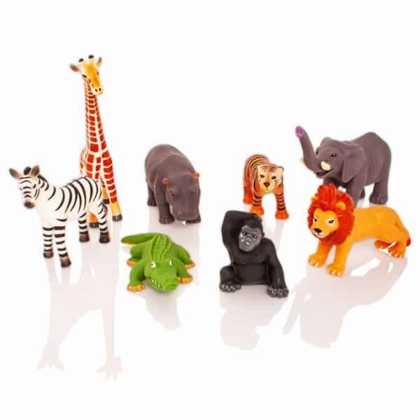 babyspullen verhuur Ibiza jungle dieren