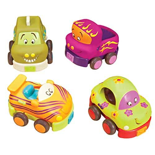 babyspullen verhuur Ibiza speelgoedauto