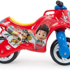 Baby equipment hire Ibiza Paw Patrol motorcycle