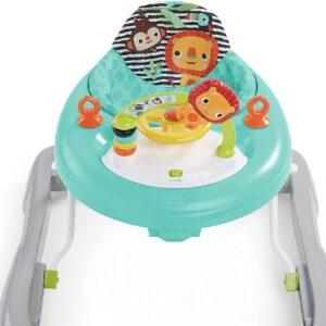 Baby equipment hire Ibiza zebra walker